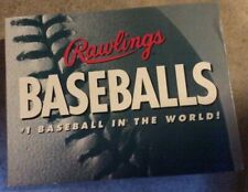 Rawlings FSOLB1 Flat Seam Official League Competition GRD Baseball