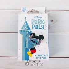 2020 Disney Park Pals Pin Mystery Box Stitch