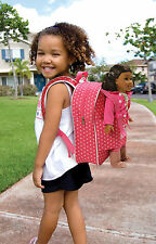STAR BACKPACK DOLL CARRIER FOR AMERICAN GIRL DOLL- ADORABLE!