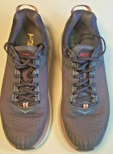 Hoka One One Womens Athletic Shoes Size 10 M Clifton 5 Purple Running