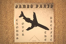 """JAMES PANTS ft. LUCRETIA DALT - """"Clouds Over The Pacific"""" - 4 track promo CD"""