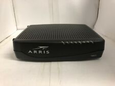 ARRIS TM822G DOCSIS 3 PHONE MODEM WITH BATTERY! COMCAST/XFINITY APPROVED & MORE