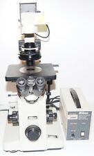 Nikon Diaphot DIC/Fluorescence Inverted Research Microscope