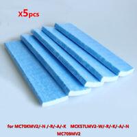 5 Pcs Air Purifier Filter For DAIKIN Purifiers KAC017A4 ,KAC017A4E Hot