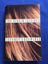 THE VIRGIN SUICIDES - FIRST EDITION BY EUGENE EUGENIDES