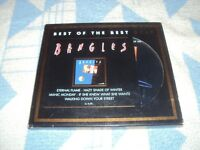 Best OF THE BEST GOLD Greatest Hits von The Bangles (1990) CD im Pappschuber