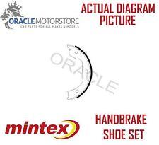 Nuevo MINTEX trasero parking zapatas de frenos frenado Zapatos Genuine OE Calidad MFR544