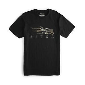 Sitka Elevated II Tee Shirt Black
