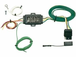 For 1989-1992 Daihatsu Charade Trailer Wire Converter Hopkins 53998NN 1990 1991