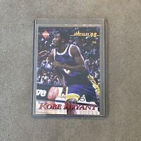 #56 Kobe Bryant 1998 Collectors Edge Impulse  Double Sided Michael Olowokandi
