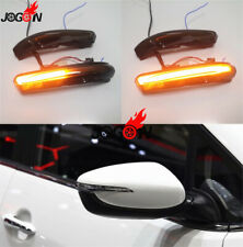 For Kia Forte K3 Cerato YD 14-18 Car Sequential Dynamic Turn Signal Mirror Lamp