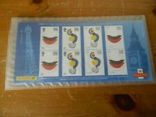 2004 GB / FRANCE JOINT ISSUE PACK (ENTENTE CORDIALE)