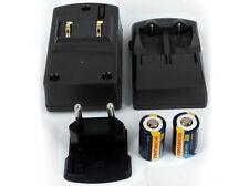 Ladegerät für Pentax EfinaT Espio IQ Zoom MZ ZX Serien CR-2, CR2