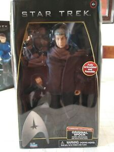 """Star Trek Spock 12"""" Action Figure Command Collection 2009"""