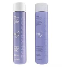 Ion Cool Blonde Color Solutions Shampoo and Conditioner Duo Set 10.5 oz NEW