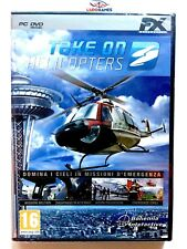 Take On Helicopters PC Nuevo Precintado Videojuego Videogame Sealed New ITA