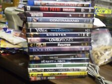 (17) Mark Wahlberg DVD Lot: Other Guys  Max Payne  Contraband  Lovely Bones  Ted