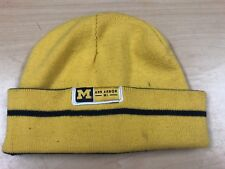 e36a4cd388e3e Nike University of Michigan Ann Arbor Wolverines Winter Hat Beanie Toboggan
