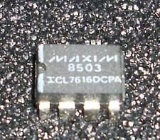 1 pcs. ICL7616DCPA monolithic CMOS op amp NEW Original! 7616 opamp