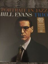 BILL EVANS TRIO 'PORTRAIT IN JAZZ' NEW DELUXE GATEFOLD 2017 LP VINYL NEW