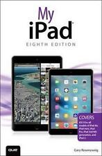 NEW My iPad (Covers iOS 9 for iPad Pro, All Models of iPad Air and iPad Mini, iP