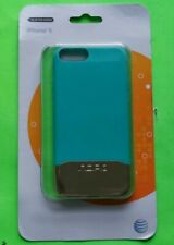 Incipio Slider Series Protective  Case Cover for APPLE iPhone 5- TEAL & GOLD NEW