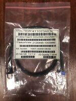 EMC DDU-500-00220001 Data Domain 0.9M Mini SAS Cable