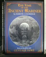 THE RIME OF THE ANCIENT MARINER. Coleridge, Doré. Platinum Press.