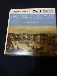 pre recorded reel to reel tape Haydn & Mozart Symphonies -von Karajan/ VPO