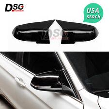 Glossy Black Mirror Cover For BMW 1 2 3 F20 F21 F22 F23 F30 F31 F32 F33 F36 USA