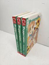 Peppermint Manga Volumes 1 - 3 Tokyopop Eun-jin Seo 13+