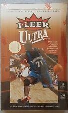 Fleer Ultra Hobby Basketball Box nba 2006-07