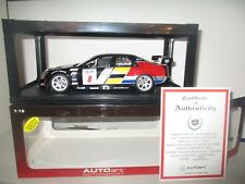 CADILLAC CTS-V SCCA WORLD CHALLENGE 2005 AUTOART SCALA 1:18 REF.80525