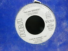 PAUL JEAN BOROWSKY L age de diamant DB 61058
