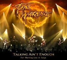 Fair Warning - Talking ain't Enough live in Tokyo  (2010) 3 CDs - neu und ovp