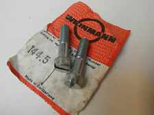 *NOS Vintage WEINMANN brake lever mounting bolts (One Pair) Part No.#144.5*