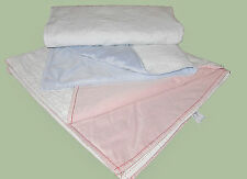 Lot 10 Puppy Training Pad Potty Liner Washable House Dog Pee Crate Liner Pen Set