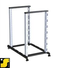 "Rack Magic 21HE Rackrahmen 1000mm Tiefe - 48,3cm( 19 Zoll 19"" ) Serverschrank W"