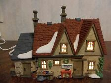 """Department 56 Dickens Heritage Village Collection """"Butter Tub Farmhouse"""" Nib"""