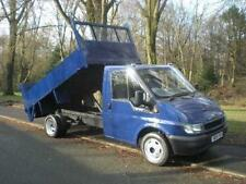 Tipper Commercial Vans & Pickups with Tail Lift