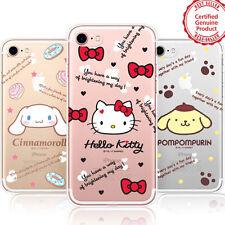 Genuine Hello Kitty Friends Icon Case Galaxy S21 S21 Plus S21 Ultra Case