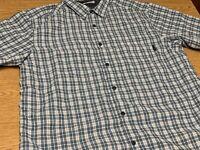Columbia Sportswear Mens Size XL Button Down Short Sleeve Casual Shirt