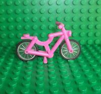 LEGO Fahrrad Bicycle Telekom Bike 4719 magenta Rosa Pink City Weehl Rad 1
