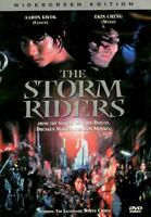 Storm Riders (Widescreen) DVD Movie-Brand New  Fast Ship! (OD-VSC1287 / OD-287)