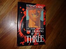 The Dark Tower II: The Drawing of the Three 1st Phil Hale Signed