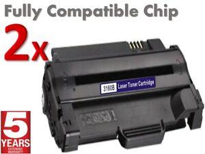 2X MLT-D111S Toner Cartridge for Samsung SL-M2020 SL-M2020W SL-M2070 SL-M2070FW