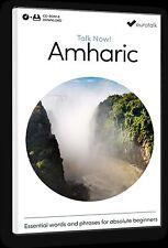 Eurotalk Hablar Ahora De Amharico para principiantes - Descarga opción y CD ROM
