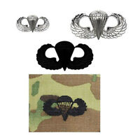 US Army Parachutist Jump Wings Basic Badge Bundle