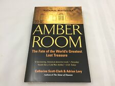 2005 BOOK-THE AMBER ROOM-GREAT LOST TREASURE-CATHERINE SCOTT-CLARK & ADRIAN LEVY