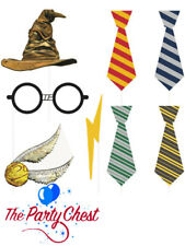 8 Harry Potter Officiel Photo Props Poudlard Harry Potter Party Fun Photo Props